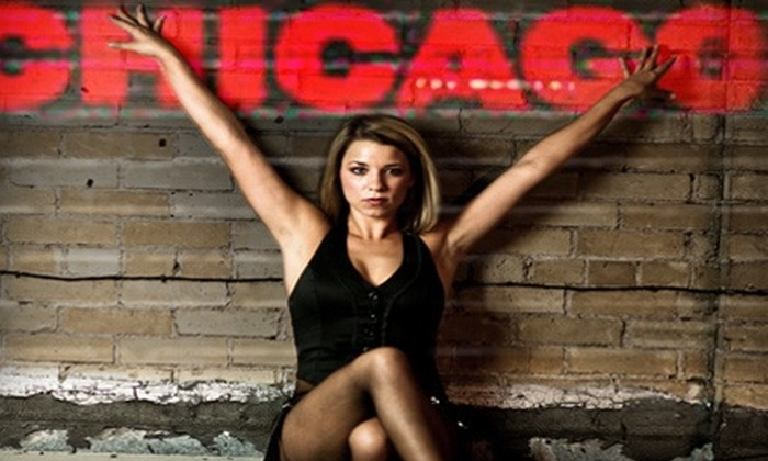 """Cameo Theatre - San Antonio: $14 for One Ticket to """"Chicago the Musical"""" at the Cameo Theatre (Up to $36 Value). Eight Options Available."""