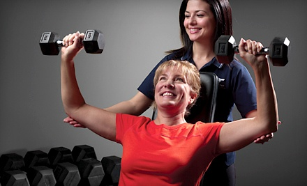 Three 45-Minute Personal-Training Sessions - Fitness Together in Allen