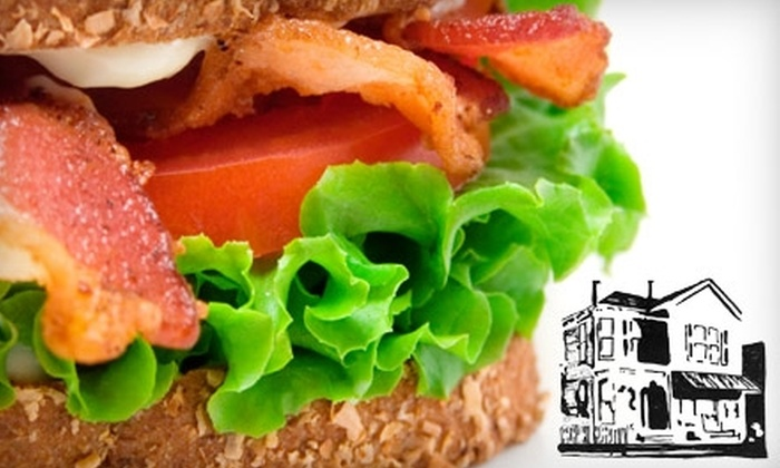 Stella's Kentucky Deli - West Suburb: $6 for $12 Worth of Sandwiches and Drinks at Stella's Kentucky Deli