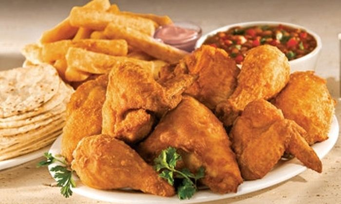 Pollo Campero - Multiple Locations: Latin-Style Chicken and Sides at Pollo Campero