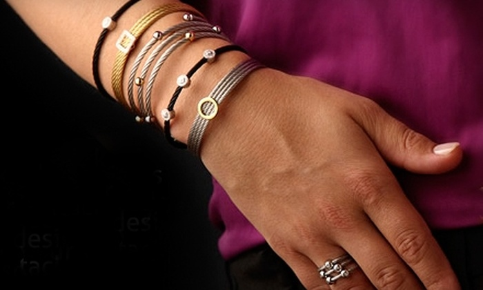James & Williams Jewelers - Berwyn: $150 for $300 Worth of Jewelry at James & Williams Jewelers in Berwyn