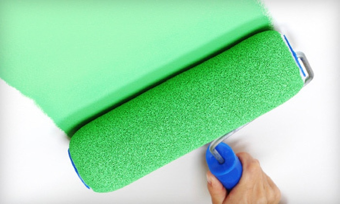 FX Painting - San Antonio: Interior Painting for One or Three Rooms Up to 12'x14' Each from FX Painting (Up to 64% Off)