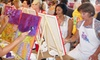 Up to 56% Off BYOB Painting Class for One or Four