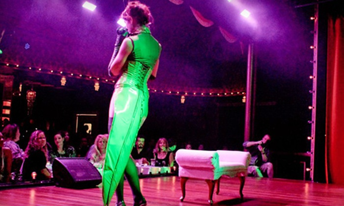 Jumpin' Jupiter - Maplewood: Dinner and Drinks for Four or Dinner, Drinks, and a Show for Four at Jumpin' Jupiter