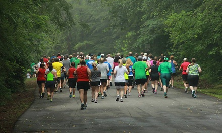 5K or One-Mile Entry for One or Two at the Cave Spring Road Race on Saturday, June 14 (Up to 54% Off)