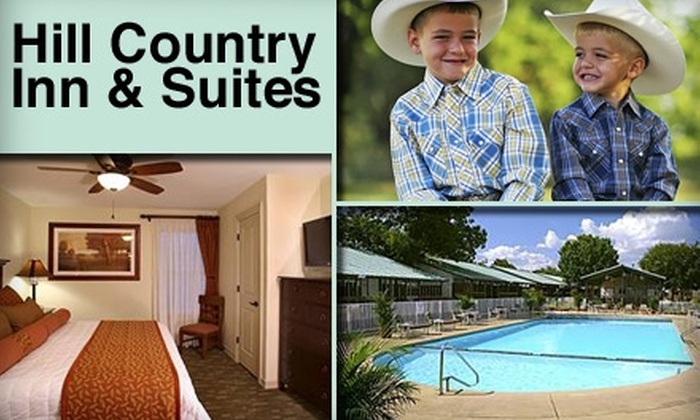 Hill Country Inn & Suites - Northeast San Antonio: $79 for a One-Night Stay in a Two-Bedroom Condo at Hill Country Inn & Suites at Salado Creek Villas