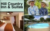 Travelodge Inn & Suites San Antonio Airport (PARENT ACCOUNT) - Northeast San Antonio: $79 for a One-Night Stay in a Two-Bedroom Condo at Hill Country Inn & Suites at Salado Creek Villas