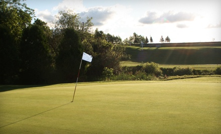 Widder Station Golf and Country Club: Round of Golf and Cart Rental for 2 - Widder Station Golf and Country Club in Thedford
