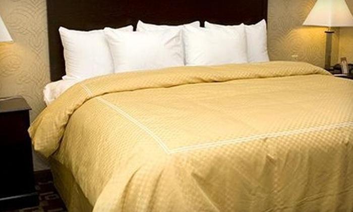 Comfort Suites Nashville - Nashville-Davidson metropolitan government (balance): $69 for a One-Night Stay at Comfort Suites Nashville (Up to $159 Value)