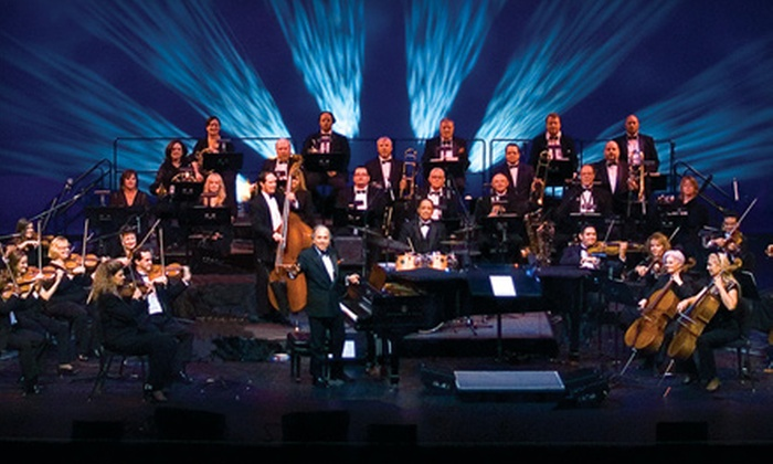 "Bob Lappin & The Palm Beach Pops - Boca Raton: $43 for Two Tickets to Bob Lappin & The Palm Beach Pops' ""American Songbook Spectacular"" ($86 Value). Five Dates Available."