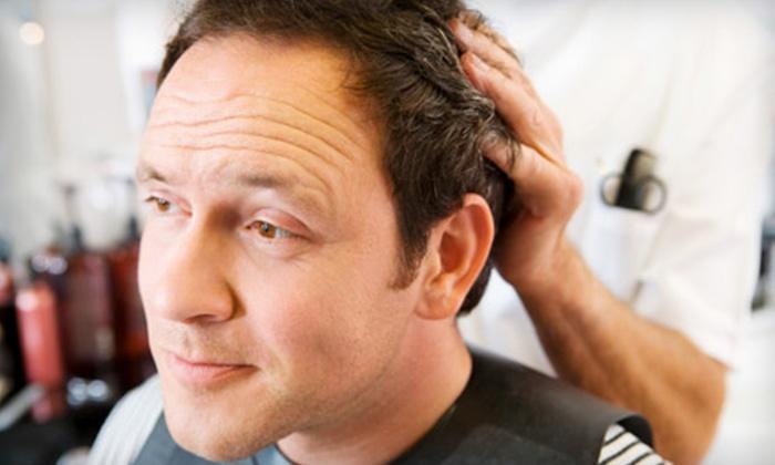Cory Mathew's Salon - Cranford: $20 for a Men's Grooming Package at Cory Mathew's Salon in Cranford ($50 Value)