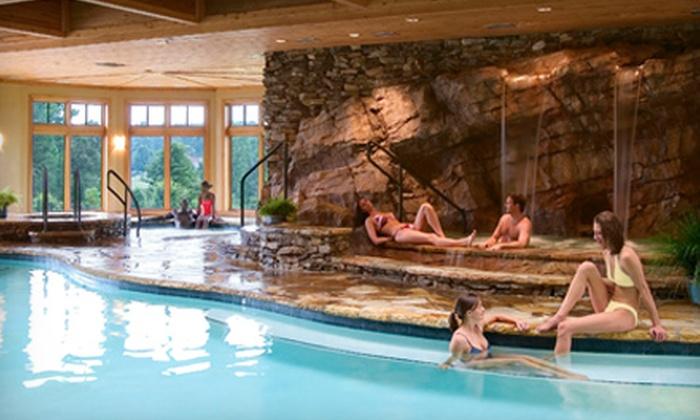 Rock Barn Golf & Spa - Conover: $25 for a Spa Day Pass to Rock Barn & Golf Spa in Conover ($50 Value)