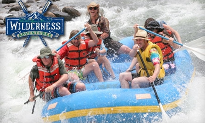 Wilderness Adventures - North El Dorado: $59 for a Full Day of Rafting on the South Fork of the American River from Wilderness Adventures ($125 Value)