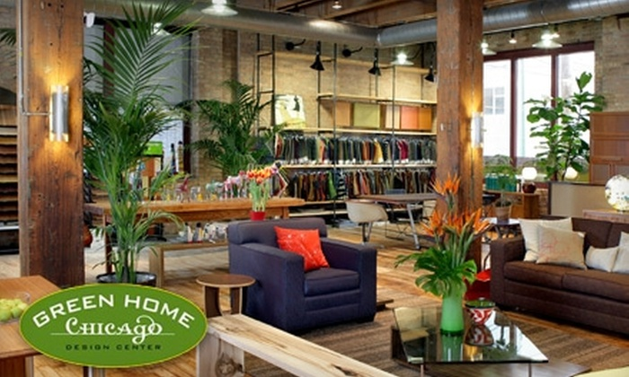 Green Home Chicago - West Loop: $50 for $150 Worth of Eco-Chic Interior-Design Products at Green Home Chicago