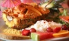 Up to 55% Off Brazilian Fare at Canto Do Brasil Restaurant
