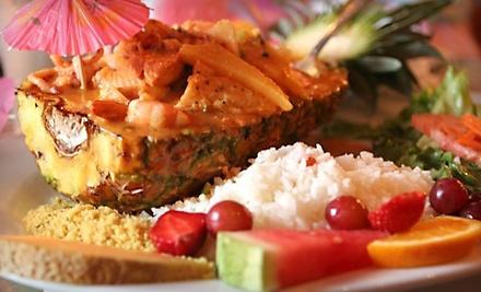 Dinner for 2 (a $98.85 total value) - Canto Do Brasil Restaurant in San Francisco