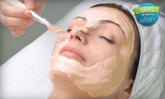 There She Glows! Day Spa - San Diego: 60- or 90-Minute Pumpkin Facial at There She Glows! Day Spa