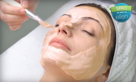 60-Minute Pumpkin Facial (up to $75 value) - There She Glows! Day Spa in San Diego