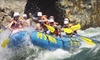 Paddle- or Power-Rafting Day Trip