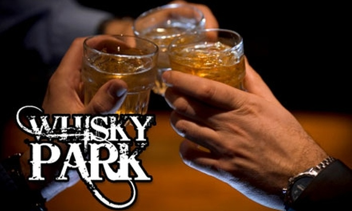 Whisky Park - Downtown West: $15 for $30 Worth of Bar Fare and Drinks at Whisky Park