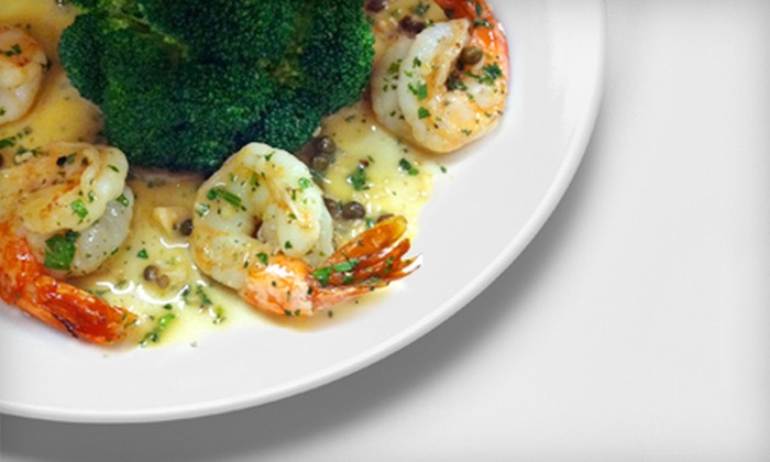 Ristorante Murali - Aurora Highlands: $15 for $30 Worth of Italian Cuisine at Ristorante Murali in Arlington