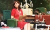 The Vintage Peddler - High Ridge: Three-Day Pass to The Vintage Peddler for Two or Four on September 26–28 (Up to 52% Off)