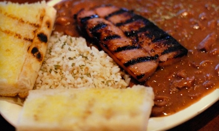 Melius Bar & Cafe - Metairie: $15 for $35 Worth of Comfort Fare and Drinks at Melius Bar & Cafe in Metairie