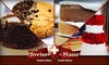 Swiss Haus Bakery - Center City West: $5 for $10 Worth of Fine Pastries at Swiss Haus Bakery