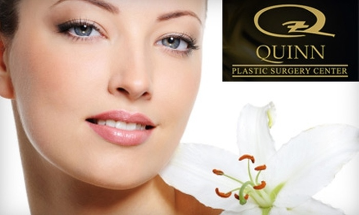 Quinn Medical Day Spa - Corporate Lakes At Metcalf: $39 for a Microdermabrasion Treatment or Illuminize Chemical Peel at Quinn Medical Day Spa