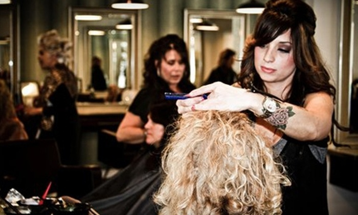 Salon Radiance - Multiple Locations: $35 for $75 Worth of Hair Services at Salon Radiance in La Mesa