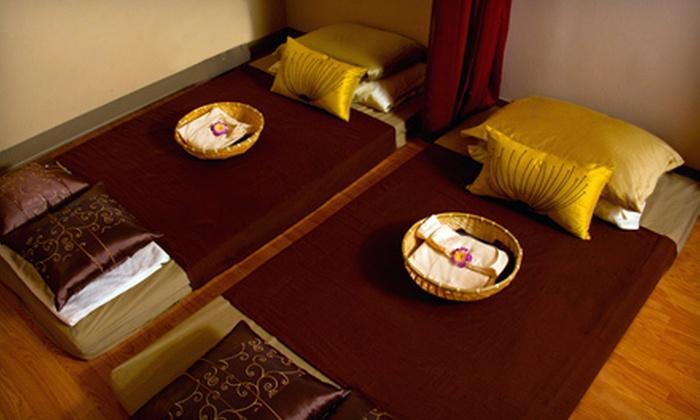 Project Zen - North Beach: Thai Massage or Day of Zen Massage Package at Project Zen (Up to 51% Off)