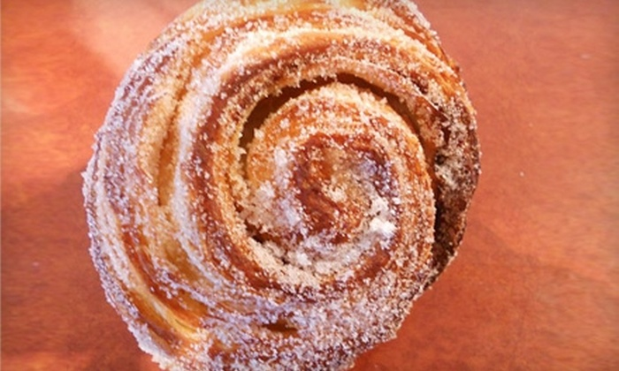 Capitola Coffee Roasters and Patisserie - Capitola: $5 for $10 Worth of Coffee and More or $15 for a Dozen Village Buns ($30 Value) at Capitola Coffee Roasters and Patisserie