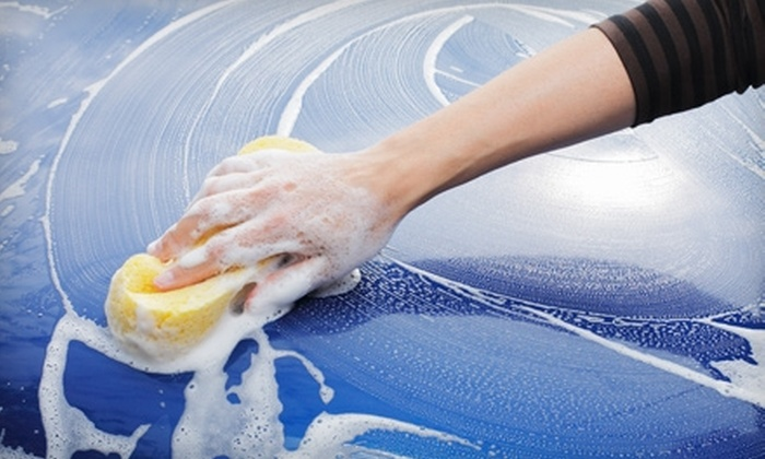 Platinum Hand Car Wash - Keyport: Full Service Hand Wash or Express Exterior Detail at Platinum Hand Car Wash in Keyport