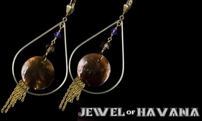 Jewel of Havana - Baton Rouge: $25 for $50 Worth of Handmade Jewelry at Jewel of Havana