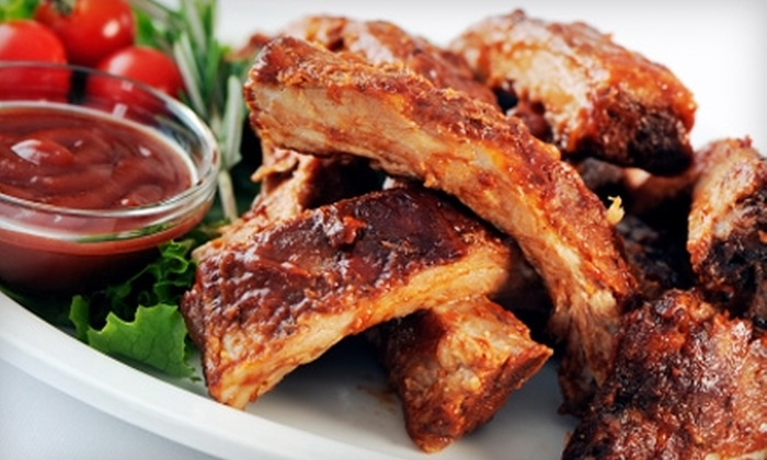 Oakwood Grill & Bar - Dearborn: $15 for $30 Worth of Casual American Fare and Drinks at Oakwood Grill & Bar in Dearborn