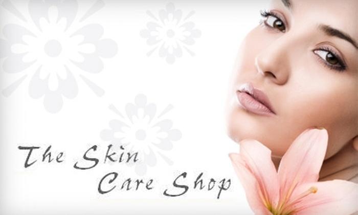 The Skin Care Shop - Monrovia: $75 for Microdermabrasion and Facial at The Skin Care Shop in Monrovia