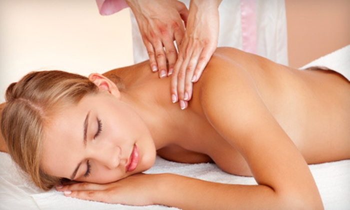The Girls Room - Dallas: 80-Minute Swedish, Stone, or Deep-Therapy Massage at The Girls Room in Frisco (Up to 53% Off)