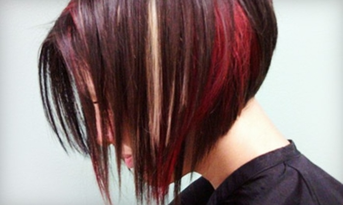 HeadWaves Salon - Pearland: Salon Services at HeadWaves Salon in Pearland. Three Options Available.