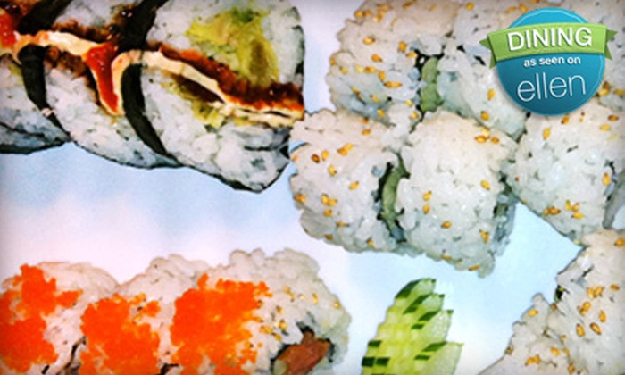 Umami Sushi and Asian Restaurant - Sandia View: $20 for $40 Worth of Sushi and Asian Fare at Umami Sushi and Asian Restaurant