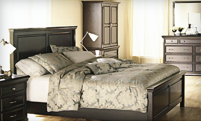 Alta Moda Furniture - Concord: Furniture at Alta Moda Furniture in Concord (Up to 75% Off). Three Options Available.