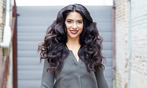 Capelli Style & Spa: Haircut and Deep Conditioner with Optional Partial or Full Highlights at Capelli Style and Spa (Up to 57% Off)
