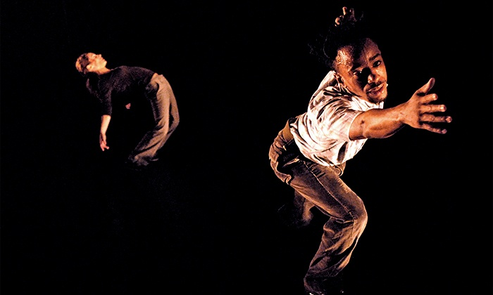 """RUBBERBANDance - Jorgensen Center for the Performing Arts: Two Tickets to RUBBERBANDance Presents """"Empirical Quotient"""" on March 23 at 7:30 p.m."""