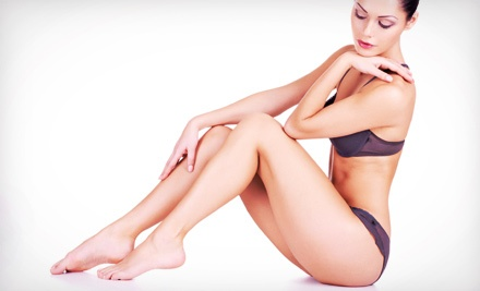 Six Laser Hair-Removal Treatments on a Small, Medium, or Large Area at Canadian MediPain Clinic (Up to 82% Off)