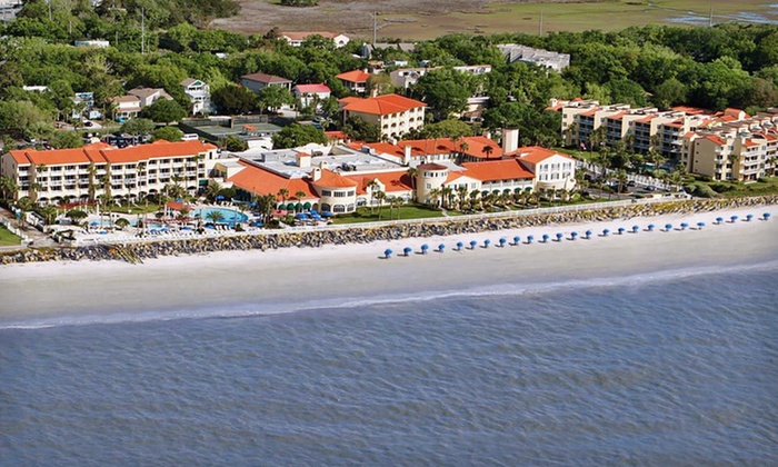 The King and Prince Beach & Golf Resort - St. Simons: One-Night Stay at The King and Prince Beach & Golf Resort in St. Simons Island, GA