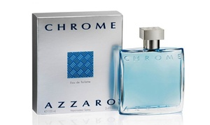 Loris Azzaro Chrome Eau De Toilette For Men; 3.4 Fl. Oz.