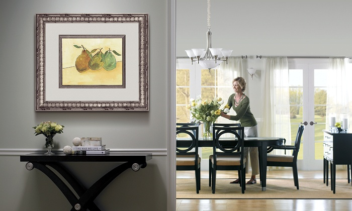 FASTFRAME South Charlotte - FASTFRAME South Charlotte: Custom Picture Framing at FastFrame (61% Off). Two Options Available.