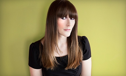 Haircut and Deep Conditioning with Optional Color or Highlights at Shehla's Beauty Salon & Spa (Up to 53% Off)