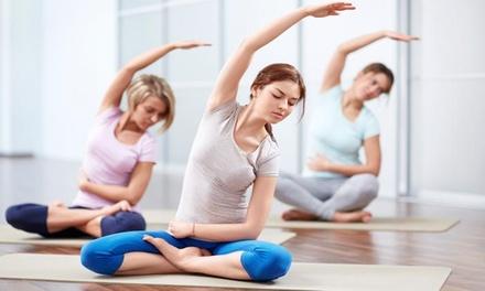 $85 Worth of Yoga or Pilates