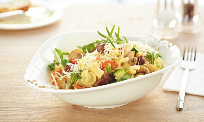 Vapiano - Brickell: Italian Dinner for Two or Four or More at Vapiano (Up to 50% Off)