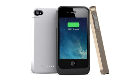uNu DX Battery/Protection Cases for iPhone 4/4s/5/5s/6 from $12.99–$39.99